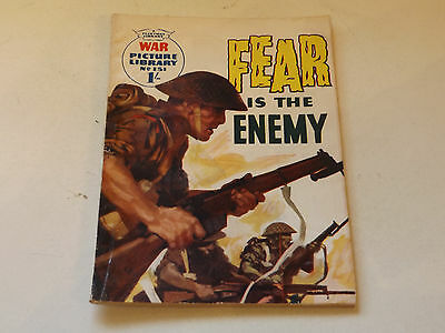 WAR PICTURE LIBRARY NO 151!,dated 1962!,GOOD for age,great 55!YEAR OLD issue.