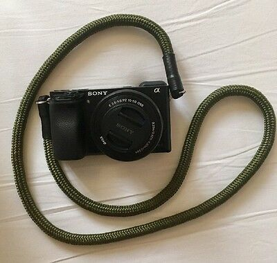 Tragsil shoulder strap Strap for Sony Nikon Leica M-Q and TL / T