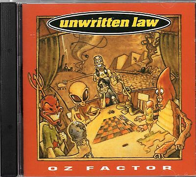 cd unwritten law