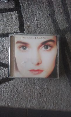 cd SINEAD O'CONNOR SO FAR THE BEST OF