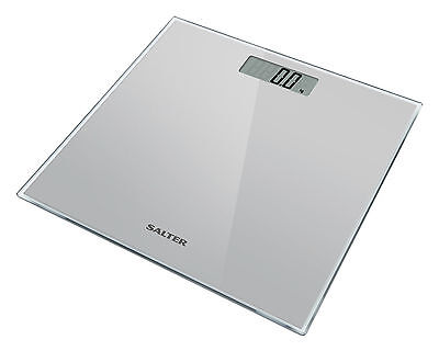 Salter Digital Bathroom Scale - Toughened Glass Electronic Weight Scale  180kg