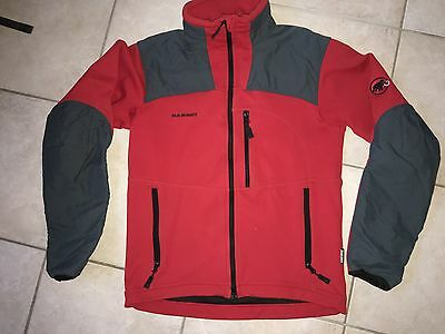 Mammut Extreme Ultimate Pro Windstopper Softshell Jacke Gr.M Np 250€