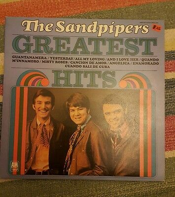 the sandpipers greatest hits record