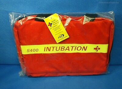Pacific Emergency Products S400 Intubation Module Bag Orange New