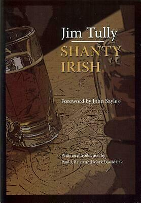 Shanty Irish by Jim Tully (English) Paperback Book Free Shipping!