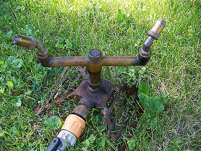 Antique Vintage Allen Lawn Sprinkler Chicago USA