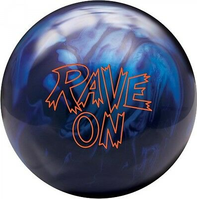 Radical Rave On Bowling Ball Reactive