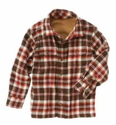 NWT Gymboree Sz 8 Brown Thick Warn Long Sleeve Empire State Express Knit Shirt