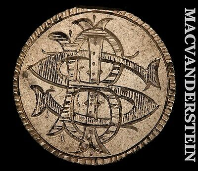 "1883 Seated Liberty Love Token- ""s.r.i."" !! Better Date !! #q6813"