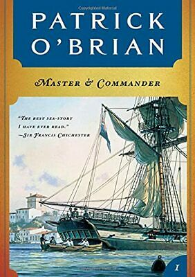 Master and Commander (Aubrey-Maturin (Paperback)) by O`brian, Patrick Book The