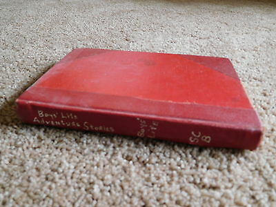 Scout Bsa 1950 Boys' Life Adventure Stories Hardbound From Hagazine Irving Crump