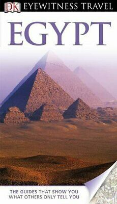 DK Eyewitness Travel Guide: Egypt by DK Book The Cheap Fast Free Post