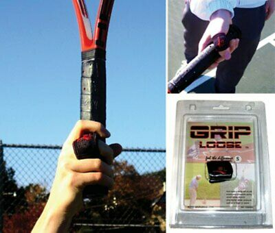 GRIP LOOSE Finger Sleeve (Size M) NEW HTF Training Aid for Tennis & other sports