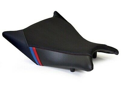 BMW S1000R Naked 2014-2015-2017-2018-2019 Luimoto Suede Motorsports Seat Covers