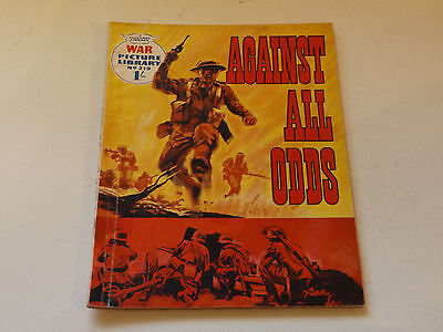 WAR PICTURE LIBRARY NO 219!,dated 1963!,GOOD for age,great 54!YEAR OLD issue.