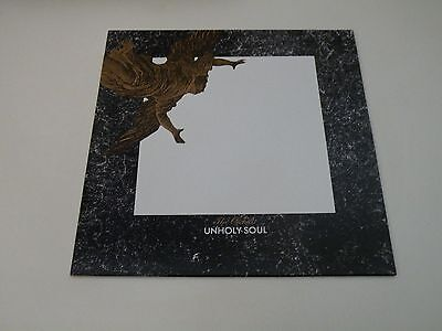 The Orchids - Unholy Soul - Lp 1991 Sarah Records Made In Uk - Mint-/ex++