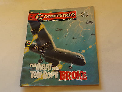 Commando War Comic Number 524!!,1971,v Good For Age,46 Years Old Issue,v Rare.