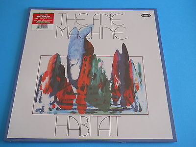 The Fine Machine - Habitat - Sealed