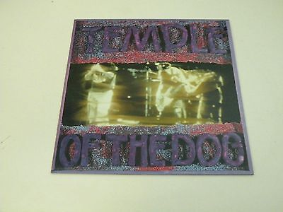 TEMPLE OF DOG - Temple of Dog - RARE LP 1991 A&M RECORDS - MINT-/EX- SOUNDGARDEN