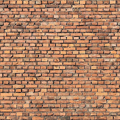 - 8 SHEETS EMBOSSED BUMPY BRICK wall 21x29cm 1 Gauge 1/32 CODE 64RE3M!