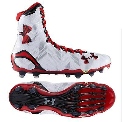 Under Armour UA LAX Highlight MC Lacrosse Football Cleats  Sz 8.5