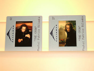 The Crow:Stairway to Heaven 2 Studio 35mm  Slides - Tranparencys - Negative