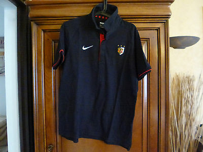 Polo de rugby vintage Stade Toulousain Nike Taille M