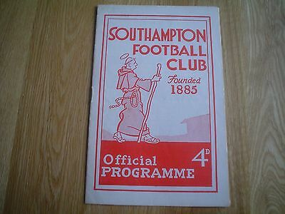 Southampton   V  Chesterfield      59/60
