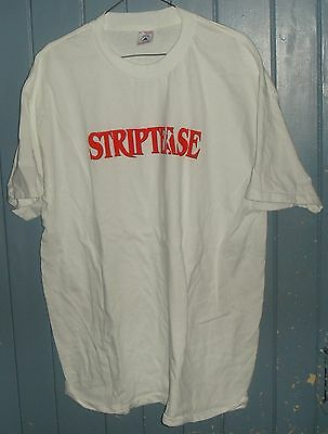 BJ255 StripTease Movie Promo Delta T-Shirt XL NEW