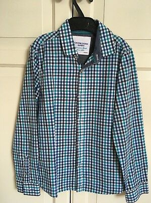 Boys Long Sleeved Shirt - Age 9yrs - NEXT Excellent Condition