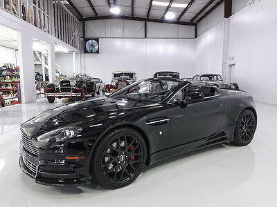 2008 Aston Martin Vantage Roadster Masonry Edition 2008 Aston Martin V8 Vantage Roadster Masonry Edition | Loaded w/ power features