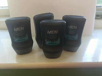 Avon Men Refresh Soothing After Shave Balm 100ml Each  X 4