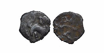 9181 Chach AE coin, Unknown ruler.