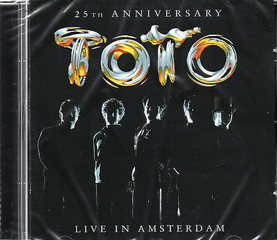 Toto - Live In Amsterdam (25th Anniversary Tour 2003) New & Sealed