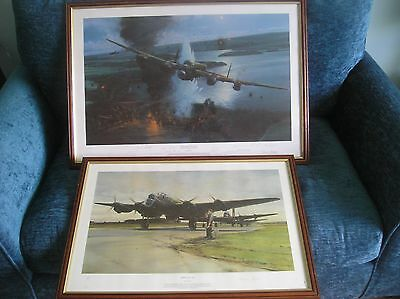 'OPERATION CHASTISE' (DAMBUSTER PRINT)  by ROBERT TAYLOR + GREEN ON, GO!