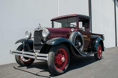 1931 Ford Other Pickups Pickup Truck 1931 Ford Model AA Pickup Truck, Hard to Find, All Steel, Rare Pickup