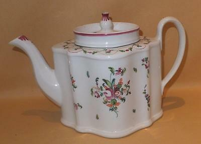 New Hall Teapot Pattern 241 C1790-1800