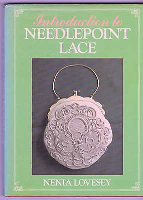 Introduction To Needlepoint  Lace Book