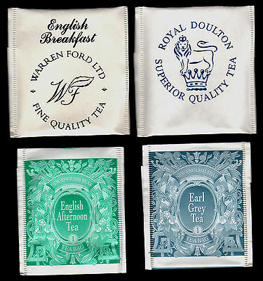 Old Great Britain Tea Bag Envelopes For Collection 107