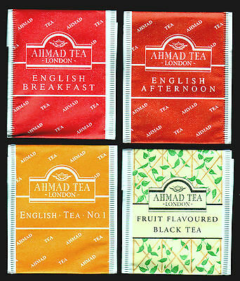 Ahmad Gb Teabag Envelopes  For Collecting 109