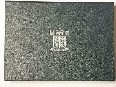 1992 8 COIN PROOF SET FROM THE ROYAL MINT UNITED KINGDOM #6972 glcw