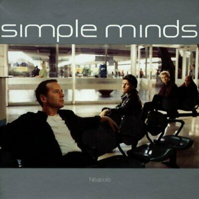Simple Minds - Neapolis - Simple Minds CD 6TVG The Cheap Fast Free Post The