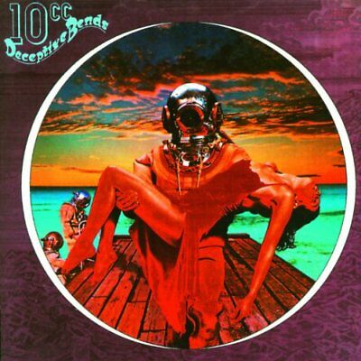 10cc - Deceptive Bends - 10cc CD 4KVG The Cheap Fast Free Post