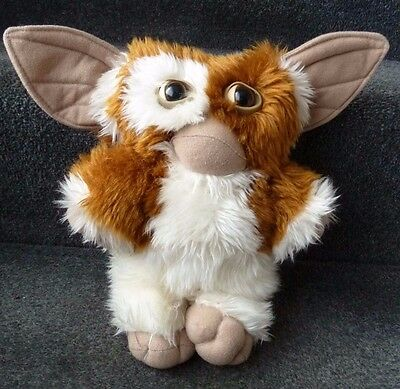 Official Warner Bros Gizmo Gremlin Soft Plush Toy Figure