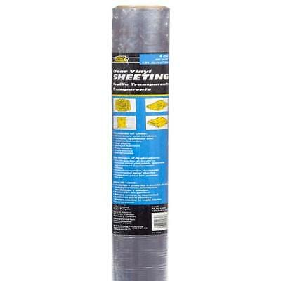 8Mil Polyfilm 36In 25Ft Clr M-D Building Products Polyethylene Film - Consumer