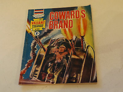 VALIANT PICTURE LIBRARY,NO 44,1965 ISSUE,GOOD FOR AGE,52 yrs old,V RARE COMIC.