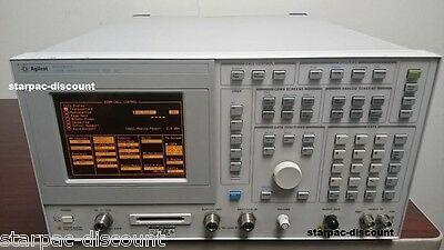 Agilent E8285A CDMA Mobile Cell Phone Station Test Set OPT 102 Spectrum Analyzer