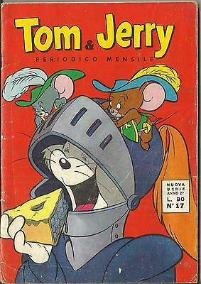 TOM & JERRY n° 17 (Cenisio, 1961)