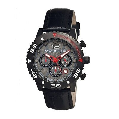 Morphic Morphic 3305 M33 Series Mens Watch, Charcoal MPH3305