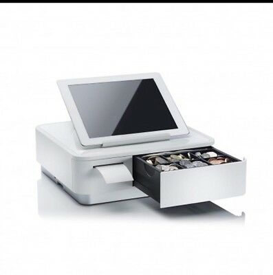 Cash Register By micronics mpop With Scanner